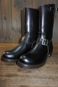 BUCO HORSEHIDE ENGINEER BOOTS / BUTTOCK BA10010
