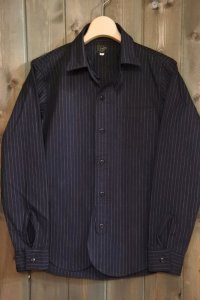 DALEE'S&Co Calico...30s Calico Shirt IB.STRIPE