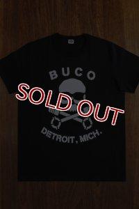 BUCO TEE / SCULL&PISTON BC16006