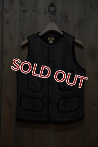 JOE McCOY WOOL RASCHEL VEST MJ15142