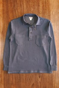 JOE McCOY DOUBLE DIAMOND PULL-OVER KNIT SHIRT MC17051