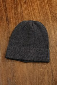 JOE McOY WOOL WATCH CAP MA17101 (GRAY)