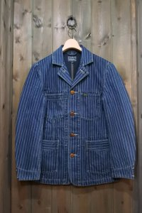 STUDIO D'ARTISAN MR RAIL LORD DOUBLE WABASH JACKET 4433U USED