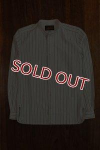 ORGUEIL OR-5016C Band Collar Shirt