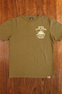 STUDIO D'ARTISAN USA COTTON T-SHIRT 9906A