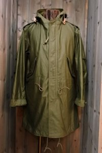 THE REAL McCOY'S M-1951 PARKA MJ17118