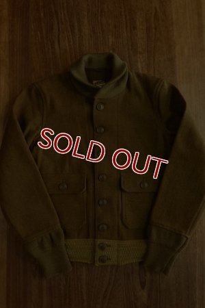 画像1: JOE McCOY CCC JACKET (OLIVE GREEN) MJ18123