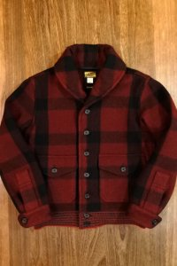 JOE McCOY CCC JACKET (RED PLAID) MJ18122