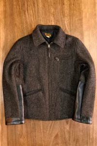 JOE McCOY WOOL RASCHEL SPORTS JACKET MJ18119