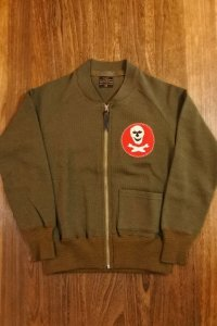 THE REAL McCOY'S C-2 SWEATER / JOLLY ROGER MC19119