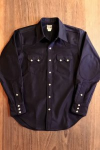 JOE McCOY MOLESKIN WESTERN SHIRT MS20106