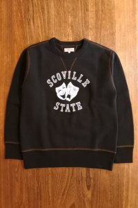 JOE McCOY LOOPWHEEL SWEATSHIRT / SCOVILLE MC20124