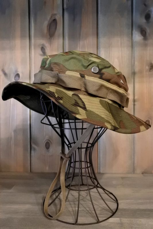 dc26db9e7af THE REAL McCOY S ERDL PATTERN BOONIE HAT MA17016 MA17016 THE REAL ...